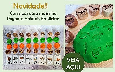 Lançamento Pegadas Animais Brasileiros