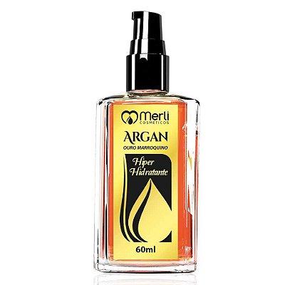 Óleo De Argan 60ml