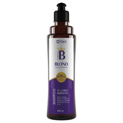 Shampoo  Matizador bond 400ml