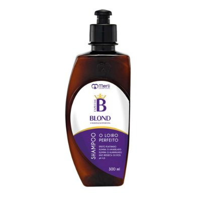 Shampoo  Matizador bond 300ml