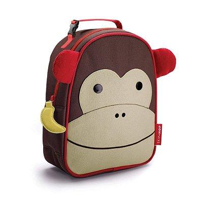 Lancheira Térmica Skip Hop Zoo - Macaco