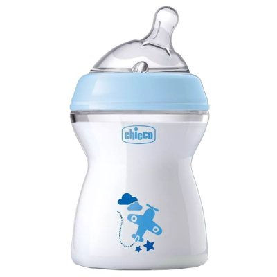 Mamadeira Chicco StepUp (2m+) - 250ml Azul