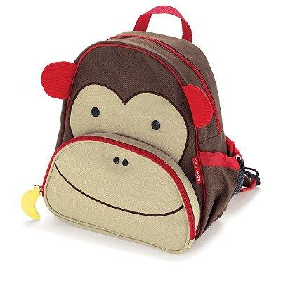 Mochila Infantil Skip Hop Zoo - Macaco