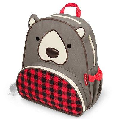 Mochila Infantil Skip Hop Zoo - Urso