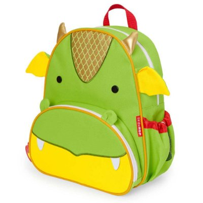 Mochila Infantil Skip Hop Zoo - Dragão