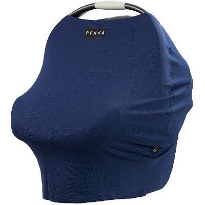 Capa Multifuncional para Bebê Conforto e Carrinho Penka Trovão