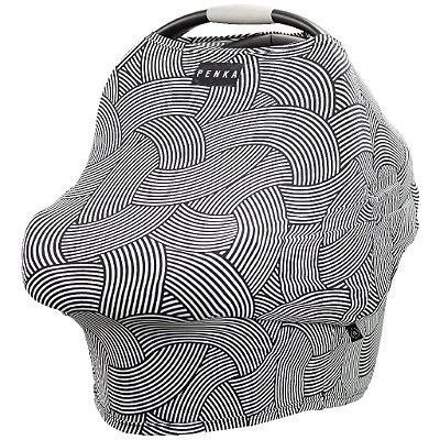 Capa Multifuncional para Bebê Conforto e Carrinho com UV FPS 50+ Penka Noah