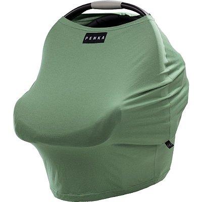 Capa Multifuncional para Bebê Conforto e Carrinho Penka Caco