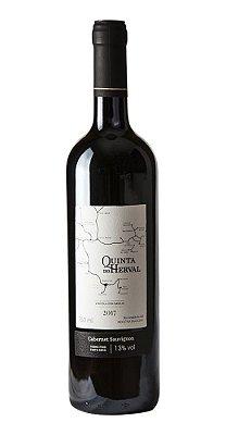 Vinho Tinto Cabernet Sauvignon - Quinta do Herval - Safra 2019