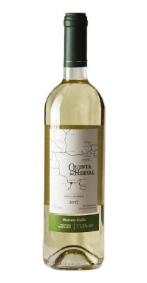 Vinho Branco Moscato Giallo - Quinta do Herval - Safra 2018