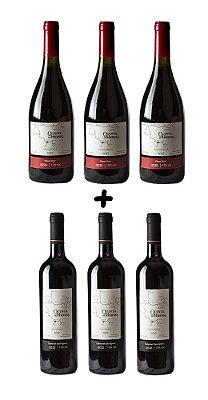Quinta do Herval Mix  Pinot Noir +  Cabernet Sauvignon