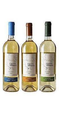 Vinhos Brancos Quinta do Herval - 3 unidades