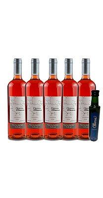 Combo Vinhos Rosé - Brinde Azeite de Oliva
