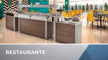 Mini Banner Restaurante