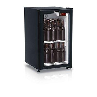 Cervejeira Porta de Vidro 120 litros GRBA-120PPR Gelopar