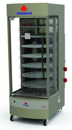 Forno Industrial Giratório Multiuso a gás G4 - Progás - PRP-242