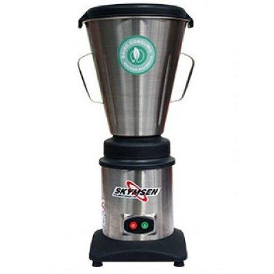 Liquidificador Comercial Alta Rotação Copo Inox 4litros LC-4 Skymsen