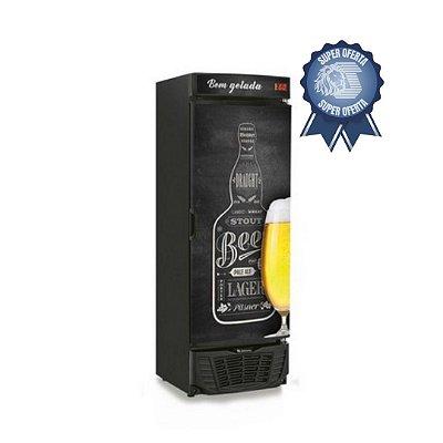 Cervejeira 570 litros Porta Sólida GRBA - 570 QC Gelopar