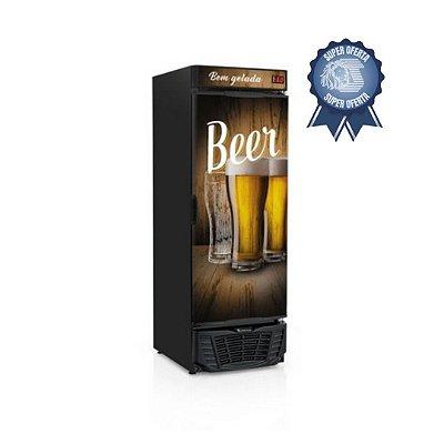 Cervejeira Porta Cega 570 litros GRBA-570WD Gelopar
