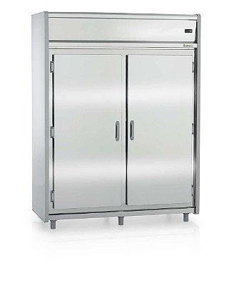 Mini-Câmara Refrigerada para Carnes em inox GMCR-1600 Gelopar