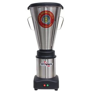 Liquidificador Comercial Copo monobloco Inox 8 litros - LS-8 - Skymsen