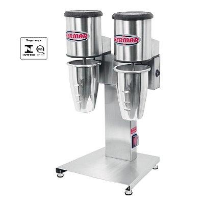 Batedor de Milk Shake Duplo (Dois copos) BM84/85-NR