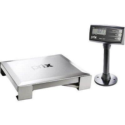 Balança para Check Out 30kg em Inox 8217 -Prix Toledo