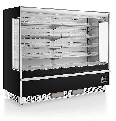 Refrigerador Vertical Aberto (Frios e Laticinios ou Hortifruti) GSTO-2400PR
