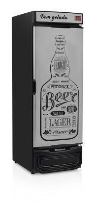 Cervejeira Porta Cega 570 litros GRBA-570GW Gelopar
