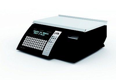 Balança Computadora com Impressora Integrada Prix 5 Plus Toledo
