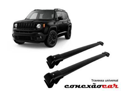 Travessa de Teto Larga Jeep Renegade Heavy Car