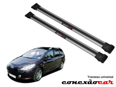 Travessa de Teto Larga Peugeot 307 Heavy Car
