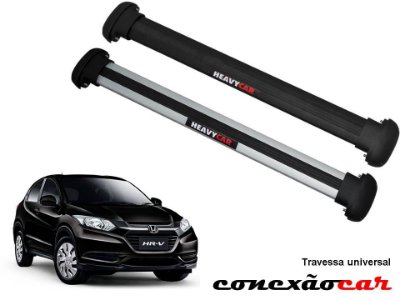 Travessa de Teto Larga Honda HRV Heavy Car