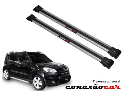 Travessa de Teto Larga Kia Soul Heavy Car