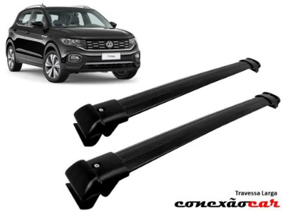 Travessa de Teto Larga T-Cross T Cross Heavy Car