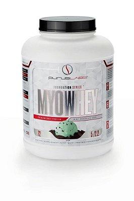Proteína Concentrada Myowhey - Chocolate com menta - 2KG (72 doses)