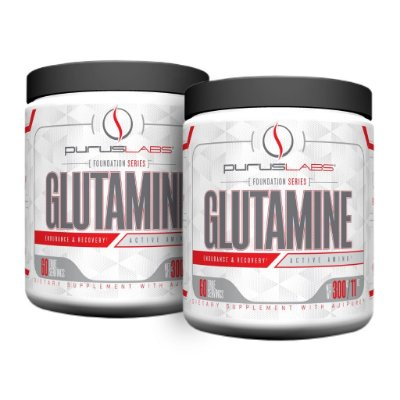Combo 2 Glutaminas - 600g (120 doses)
