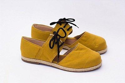 Sapato Pantala Sana Mostarda