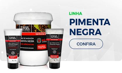 Creme Pimenta Negra