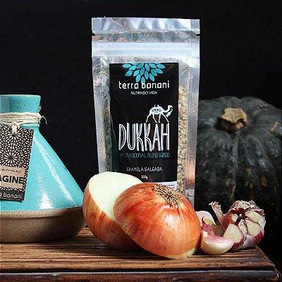 DUKKAH - Uma tradicional granola salgada egípcia
