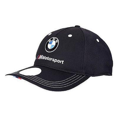 BONÉ PUMA BMW MOTORSPORT PRETO