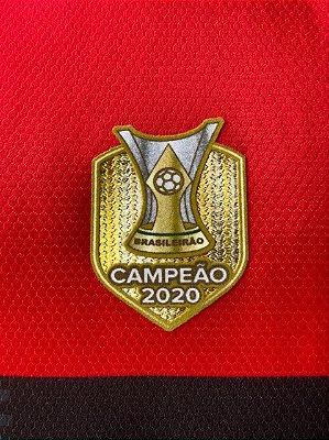 PATCH CAMPEÃO BRASILEIRO SERIE A - 2020