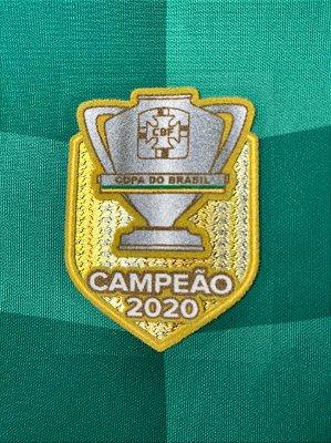 PATCH CAMPEÃO COPA DO BRASIL - 2020