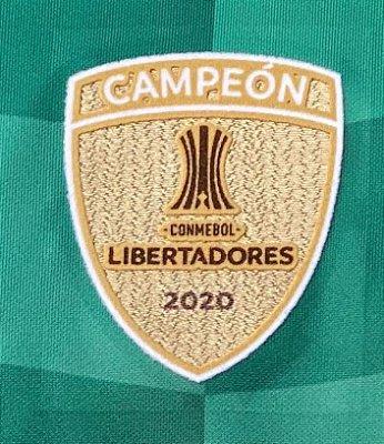 PATCH CAMPEÃO LIBERTADORES - 2020