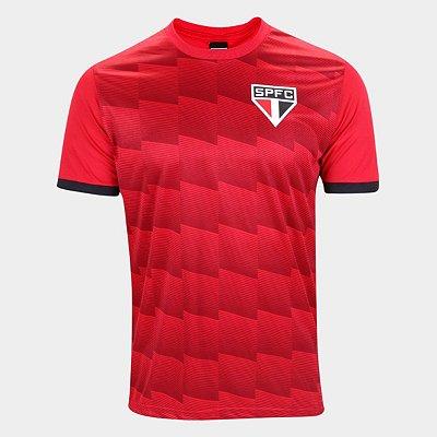 CAMISA SÃO PAULO FC SPEED VERMELHA