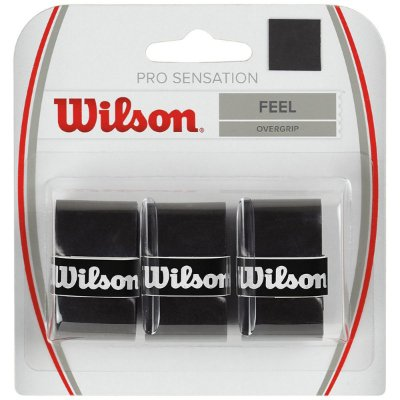 OVERGRIP WILSON PRÓ SENSATION PRETO
