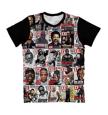 Camiseta Rappers XXL