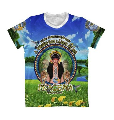 Camiseta Beija Flor Enredo 2017