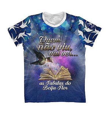 Camiseta Beija Flor Enredo 2019