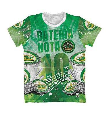 Camiseta Imperatriz  Bateria